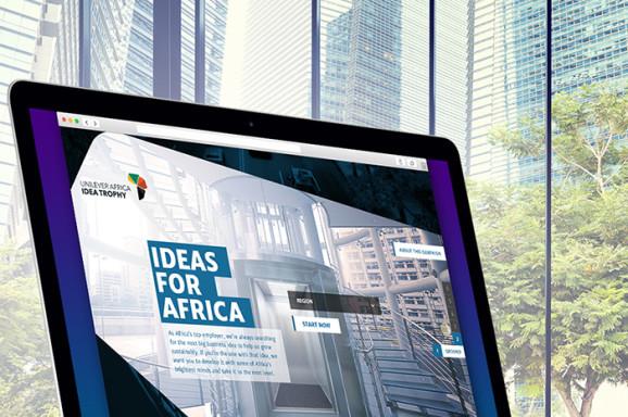Unilever Africa Idea Trophy